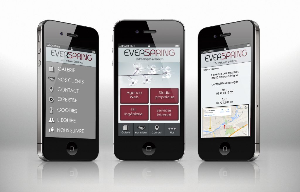 everspring maquette mobile