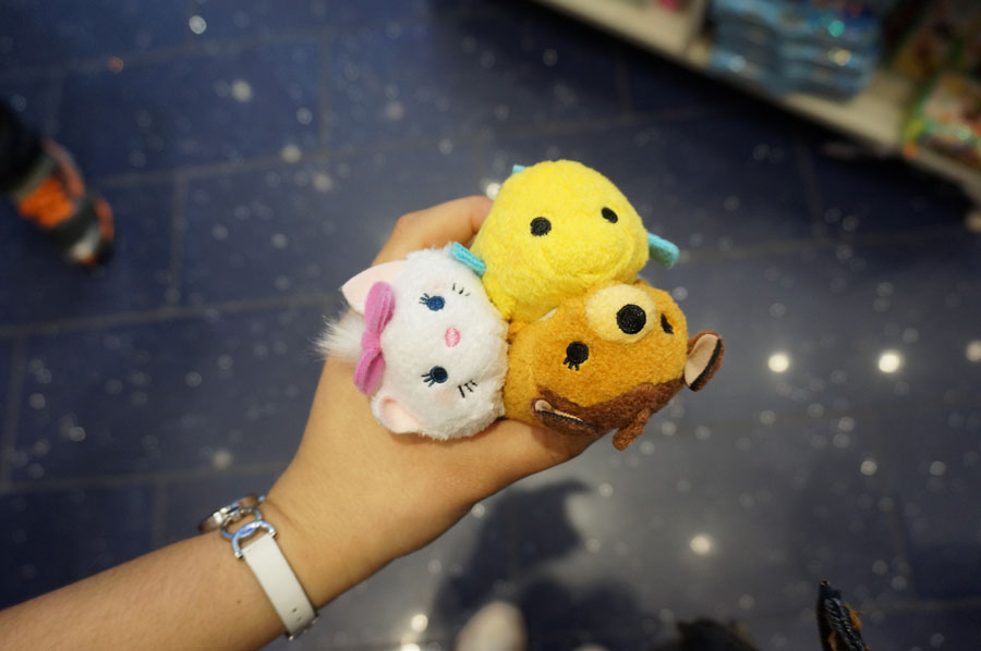 boutique disney paris tsum tsum