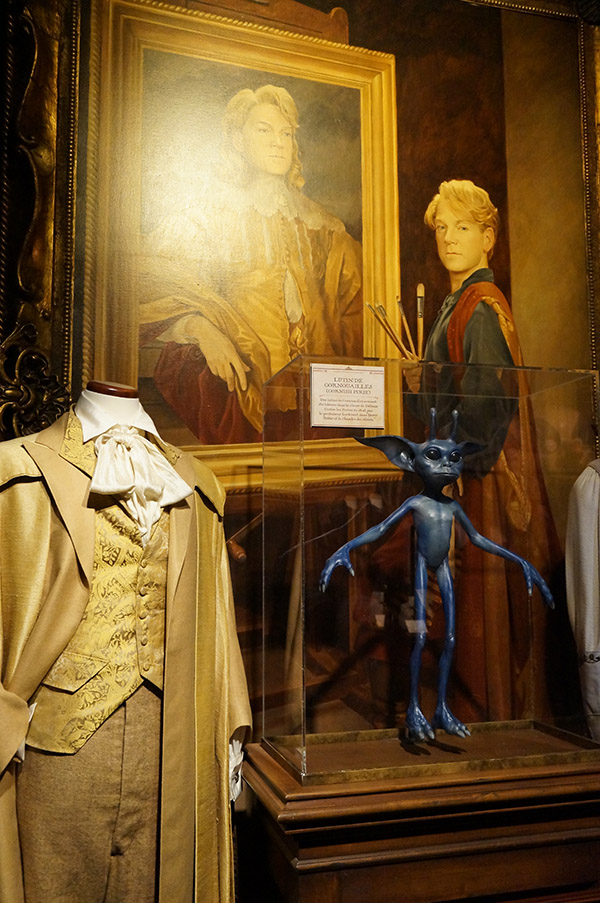 exposition harry potter costume