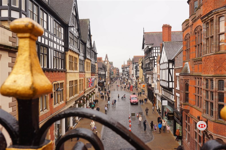 chester rue commercante